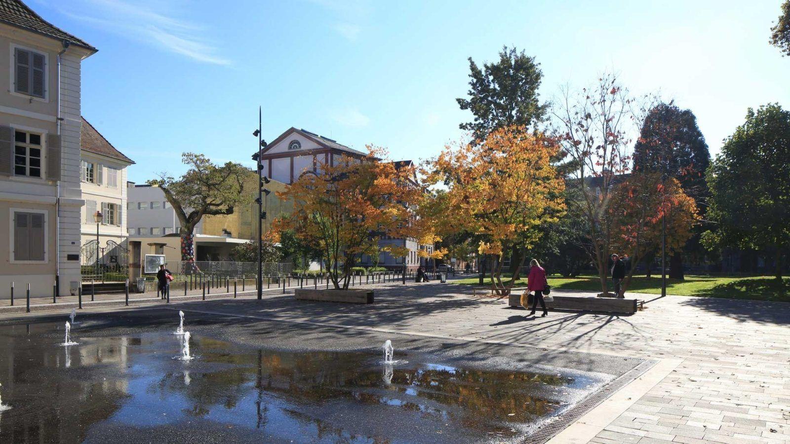 Square Steinbach - Mutabilis