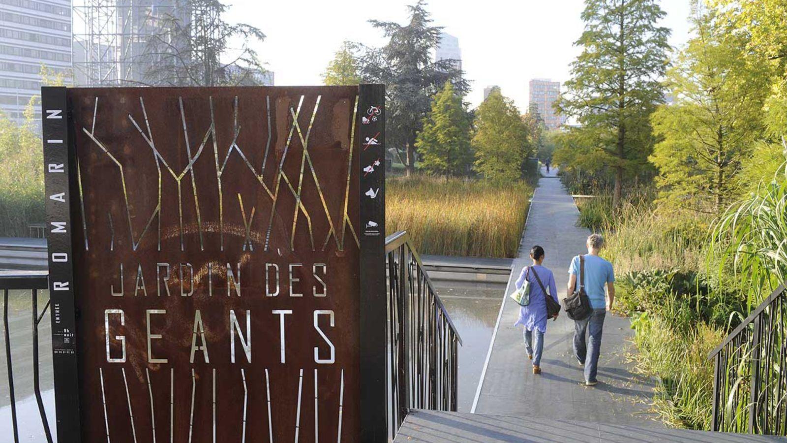 LILLE – Jardin des Géants - Mutabilis